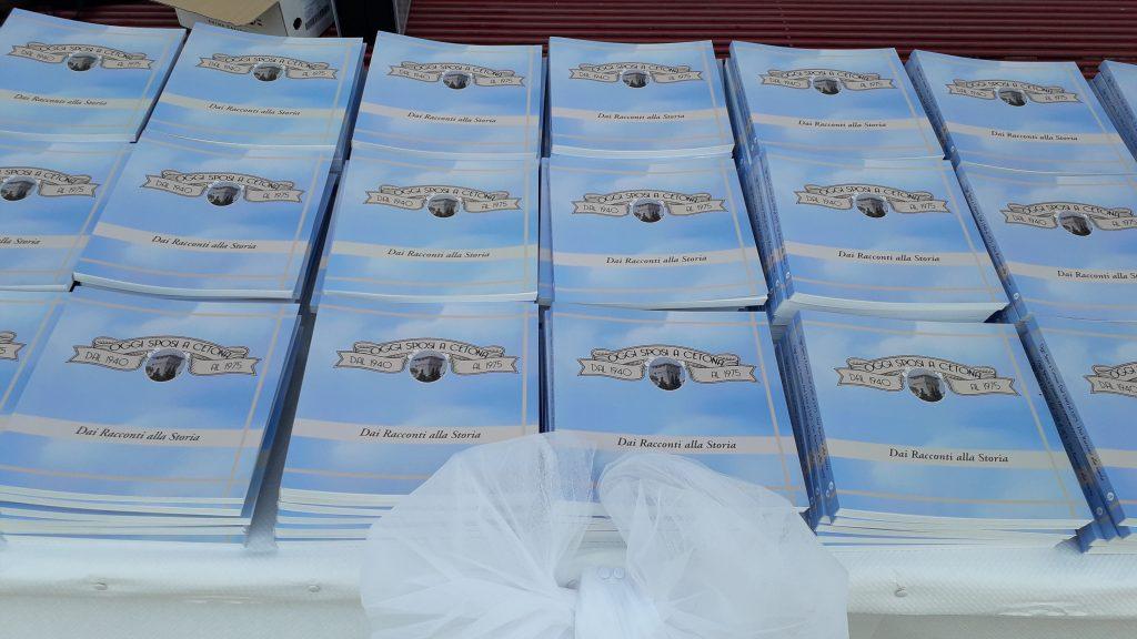 Il volume Oggi Sposi disponibile presso lo Studio Balestrieri